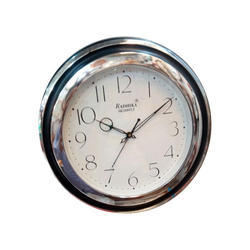 Quartz Round Wall Clock