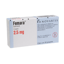 Femara 2.5Mg Tablets