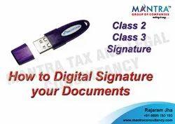 Digital Signature Class 2