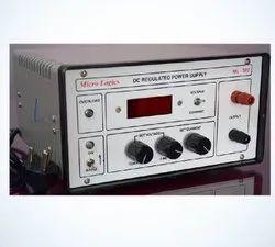 Micrologics Dc Regulated Power Supply Ml 302