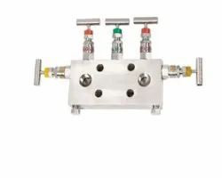 5 Valve Manifold-Coplainer Type (Direct Mounting)