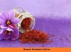 Organic Kashmiri Saffron