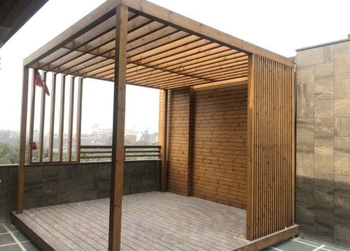 Wooden Pergola Pergola Manufacturer From New Delhi