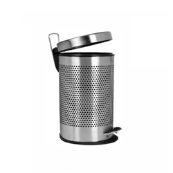 Perforated Pedal Bins