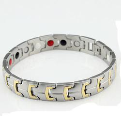 Titanium Magnetic Bracelet for Boi Magnetic Therapy