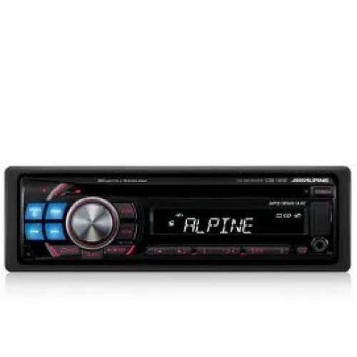 frisse stijlen ooit populair online te koop Alpine Car Audio System