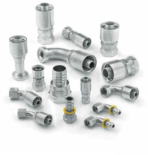 Hydraulic Hose Fittings, Size: 1/4 inch-1 inch, for Hydraulic Pipe, | ID: 14257139133