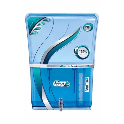ABS Plastic Apple Alfa RO Water Purifier, Features: 100% Pure water,Ultra smart, For Domestic