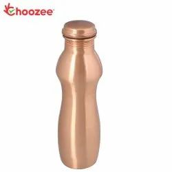 Choozee - Curved Copper Bottle (1000 ml)
