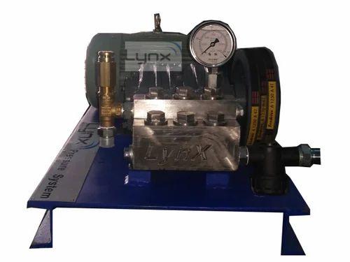 High Pressure Hydrostatic Test Pumps 7000 Psi