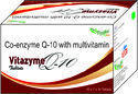 Co-Enzyme Q-10, Omega 3 Fatty Acid with Multivitamin Tablets