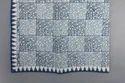 Cotton Geometric Quilt / Block Print Jaipuri Razai / Double Bed King Queen Twin / Single Bed Quilts.