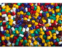 Colored Plastic Raw Materials