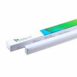 Aluminum Cool White Syska LED Tube Light, 22 W
