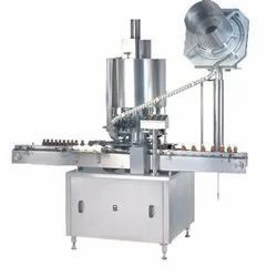 Liquid Bottle Capping Machine