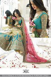 Heavy Bridal Lehengha