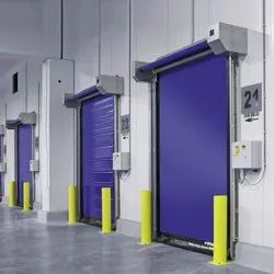 High Speed Roll Up Doors