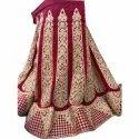 Wedding Gold Embroidered Lehenga