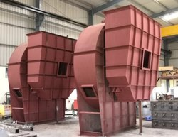 Mild Steel High Pressure Centrifugal Blower for Industrial,