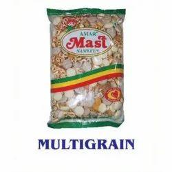Salty Roasted Multigrain Mix Namkeen, Packaging Type: Packet