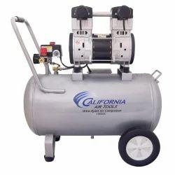5-10 HP AC Single Phase Oil Free Screw Compressor
