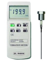 Lutron 8201 Ha Vibration Meter
