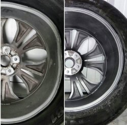 Car Alloy Wheel Repairing Services