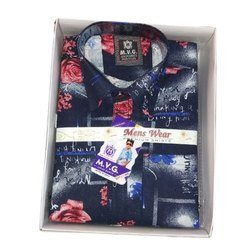 Kids Designer Party Wear Shirt