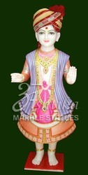 Swaminarayan Marble Murti