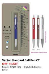 Parker Vector Standard CT Ball Pen (Blue)