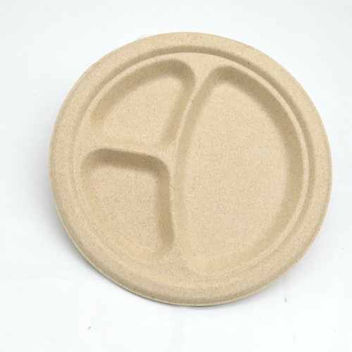 Eco Friendly Paper Plate & Eco Friendly Paper Plate at Rs 6.8 /piece | Disposable Paper Plate ...