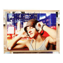 Sublimation Glass Photo Frame (VBL - 05)