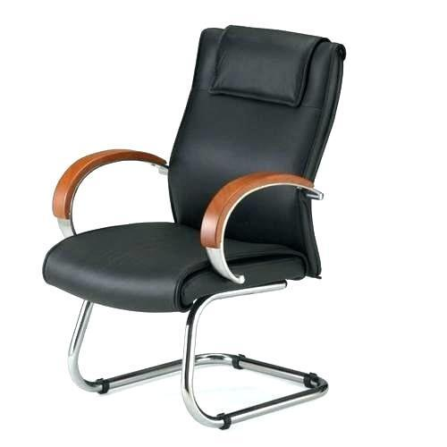 Black Back Support Office Chair