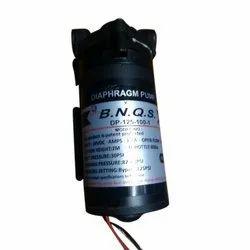 DP- 125 Diaphragm RO Pressure Booster Pump, Voltage: 24V DC