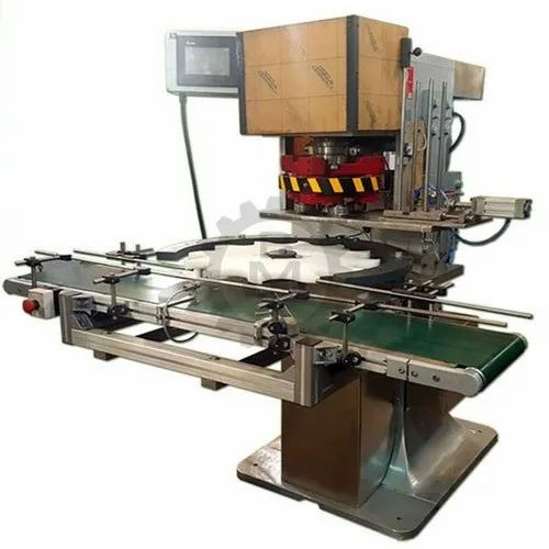 Fully Automatic Can Seaming Machine
