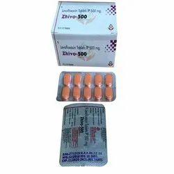 Zhivo Levofloxacin Tablets IP, Zhen