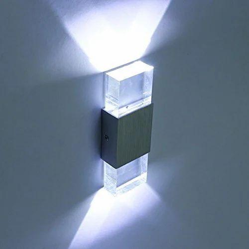 up down lights architectural watt decorative led updown light at rs 2400 piece एलईड