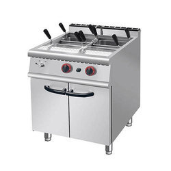 Pasta Cooker with Cabinet