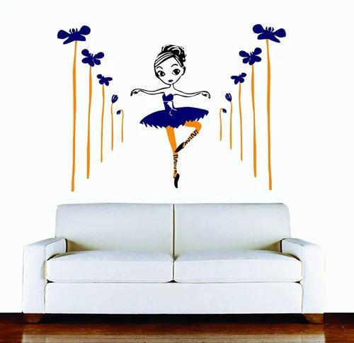1b81265814f Home   Kitchen Decoration Stickers - Amazon Brand - Decor Kafe Lord Ganesha  Wall Stickers PVC Vinyl