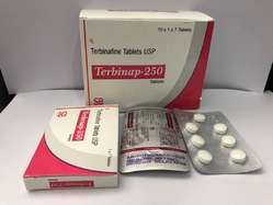 Terbinafine 250mg Tablets
