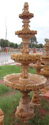 Khatu Sandstone Fountain
