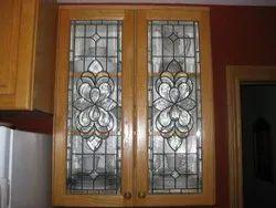 Wood Hinged Decorative Doors, Wooden