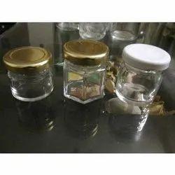 50 ml Small Glass Jar