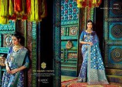 Rajtex Kanchana Designer Silk Saree