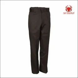 Mens Security Pants / Personalized Security Uniform Pants
