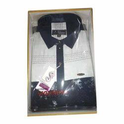 Highness XL Mens Party Wear Cotton Shirt