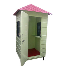 Prefabricated Fibre(FRP) Cabin