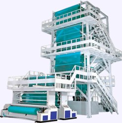 3 Layer Blown Film Plant