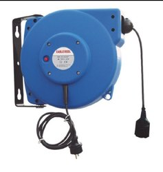 Retractable Electrical Cable Reel