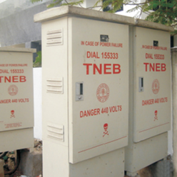 SMC Distribution Pillar Boxes
